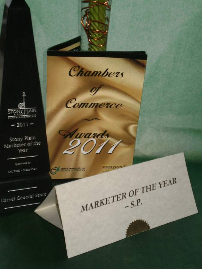 Marketer of the year 2011